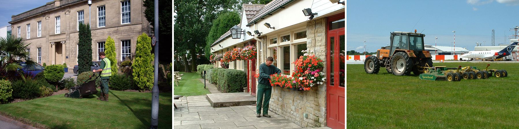 Grounds Maintenance - East Yorkshire
