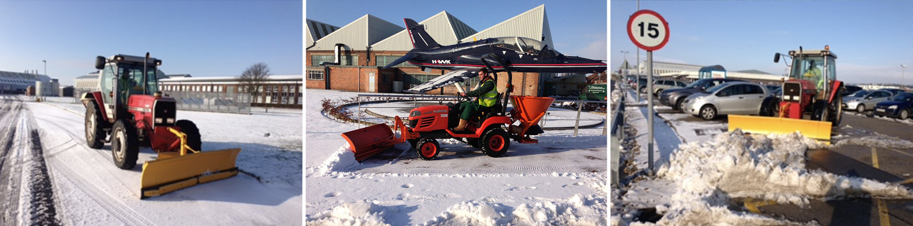 Wintergreen - Snow Clearing and Gritting